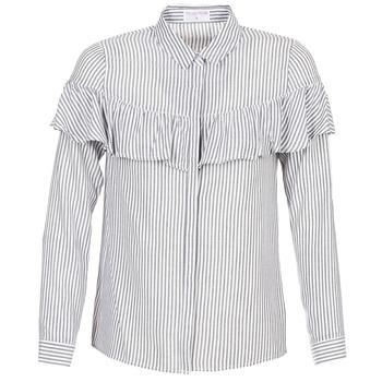 Kleidung Damen Hemden Moony Mood HALIS Weiss