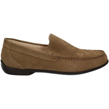 Schuhe Herren Slipper Igi&co 7701 Mocassins Man Turtledove Turtledove