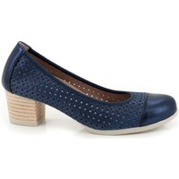 Schuhe Damen Pumps Pitillos  Blau