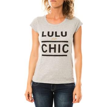 Kleidung Damen T-Shirts LuluCastagnette T-shirt Chicos Gris Grau