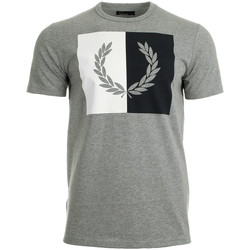 Kleidung Herren T-Shirts Fred Perry T Shirt Split