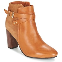 Schuhe Damen Low Boots Bocage ERWAN Cognac