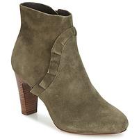 Schuhe Damen Low Boots Bocage ELLITA Grün