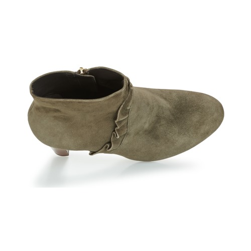 Bocage ELLITA Grün Boots  Schuhe Low Boots Grün Damen 115,50 70c4b0