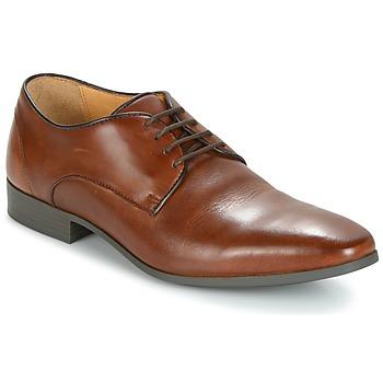 Schuhe Herren Derby-Schuhe Bocage MERCI Cognac