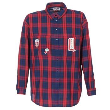 Kleidung Damen Hemden Yurban HERDON Rot