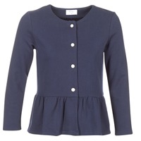 Kleidung Damen Strickjacken Betty London HABOUME Marine