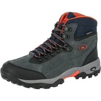 Schuhe Wanderschuhe Lico Milan grau