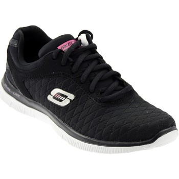 Schuhe Damen Sneaker Low Skechers FLEX APPEAL - EYE CATCHER turnschuhe