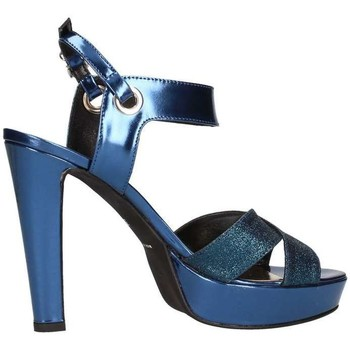 Schuhe Damen Sandalen / Sandaletten Emporio Di Parma 628 blau
