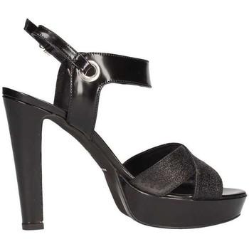 Schuhe Damen Sandalen / Sandaletten Emporio Di Parma 628 schwarz