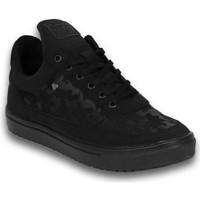 Schuhe Herren Sneaker Low Cash Money Sneakers Tarnung Seite Schwarz