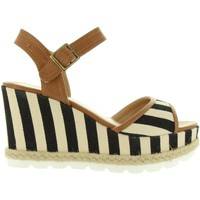 Schuhe Damen Sandalen / Sandaletten Refresh 63508 Negro