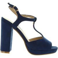 Schuhe Damen Sandalen / Sandaletten Refresh 63587 Azul