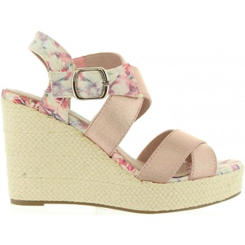 Schuhe Damen Sandalen / Sandaletten Refresh 63299 Beige