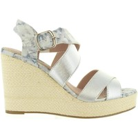 Schuhe Damen Sandalen / Sandaletten Refresh 63299 Plateado