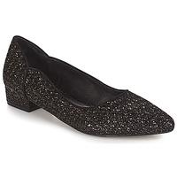 Schuhe Damen Ballerinas Ravel  Schwarz-glitter