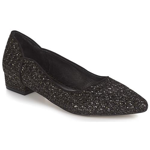 Ravel  Schwarz-glitter  Schuhe Ballerinas Damen 53,59