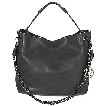 Taschen Damen Umhängetaschen Moony Mood HOFI Grau