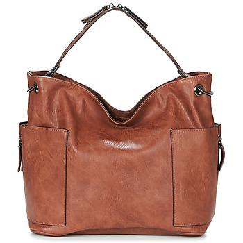 Taschen Damen Handtasche Moony Mood HOPI Cognac