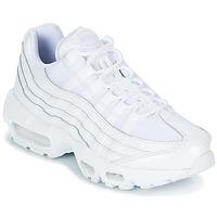 Schuhe Damen Sneaker Low Nike AIR MAX 95 W Weiss