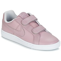 Schuhe Mädchen Sneaker Low Nike COURT ROYALE CADET Rose