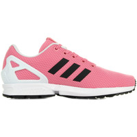 Schuhe Damen Sneaker Low adidas Originals Zx Flux J Rose