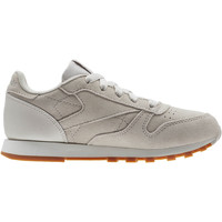 Schuhe Kinder Sneaker Low Reebok Classic Classic Leather SG - Pre-School Brown