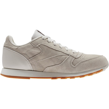 Schuhe Kinder Sneaker Low Reebok Classic Classic Leather SG - Grade School Brown