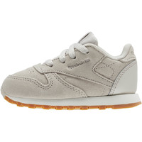 Schuhe Kinder Sneaker Low Reebok Classic Classic Leather EBK - Infant & Toddler Brown
