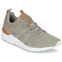 Schuhe Herren Sneaker Low Asics GEL-LYTE RUNNER Grau / Camel
