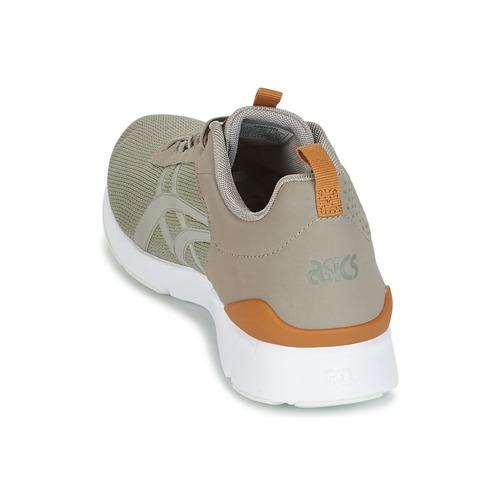 Asics GEL-LYTE RUNNER Grau TurnschuheLow / Camel  Schuhe TurnschuheLow Grau Herren 63,99 21f3c9
