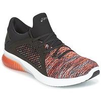 Schuhe Herren Sneaker Low Asics KENUN KNIT Orange / Schwarz
