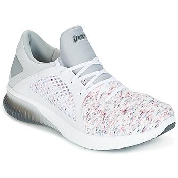 Schuhe Herren Sneaker Low Asics KENUN KNIT Weiss