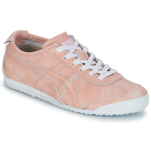 Onitsuka Tiger MEXICO 66 Schuhe Korallenrot Schuhe 66 Sneaker Low ...