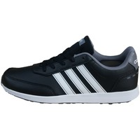 Schuhe Kinder Sneaker Low adidas Originals VS Switch 2 K Weiß-Schwarz-Grau