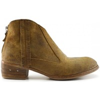 Schuhe Damen Boots Moma 32702 Braun
