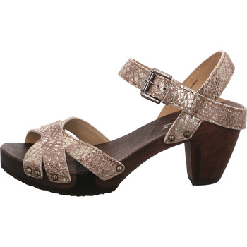 SoftClox Damenschuhe Softclox Sandalen Gianna gold oro