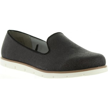 Schuhe Damen Slipper Top Way B733941-B7200 Negro