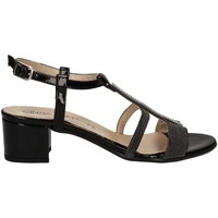 Schuhe Damen Sandalen / Sandaletten Cinzia Soft IL68555-NV High heeled sandals Frauen Black Black