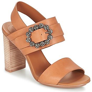 Schuhe Damen Sandalen / Sandaletten See by Chloé SB30123 Camel