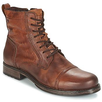 Schuhe Herren Boots Jack & Jones RISSOL Braun