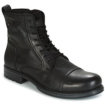 Schuhe Herren Boots Jack & Jones RISSOL Schwarz
