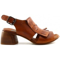 Schuhe Damen Sandalen / Sandaletten Moma 49704 Marron