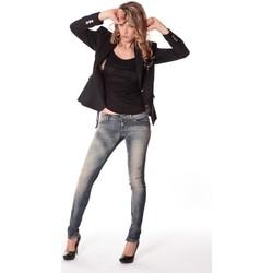 Kleidung Damen Jacken / Blazers Rich & Royal Rich&Royal Blazer Noir 13q807/890 Schwarz