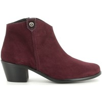 Schuhe Damen Low Boots Oskarbi 90.300 (5902) rouge