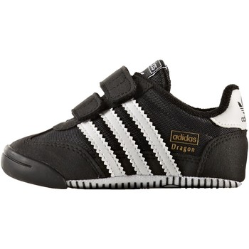 Schuhe Kinder Sneaker Low adidas Originals Dragon Learn 2 Walk Schuh Schwarz