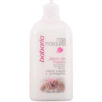 Beauty Badelotion Babaria Rosa Mosqueta Jabón De Manos  500 ml