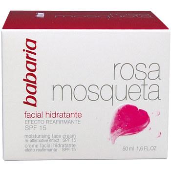 Beauty Damen pflegende Körperlotion Babaria Rosa Mosqueta Hidratante 24h Crema Facial