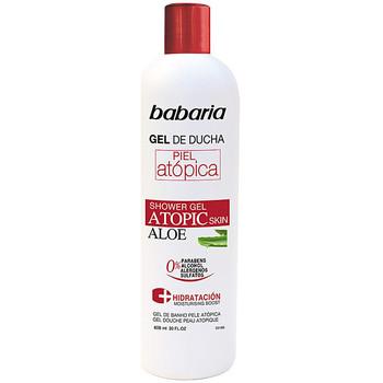 Beauty Badelotion Babaria Piel Atopica Aloe Vera Duschgel 0%  600 ml